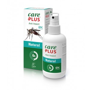 Spray anti-insecte/capuse Care Plus Natural 100 ml