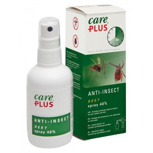 Spray Care Plus Anti-Insect DEET 40%, 100ml