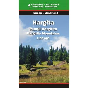 Harta Muntii Hargita