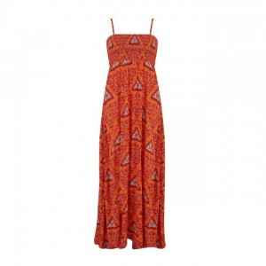 Rochie Animal Printed Woven